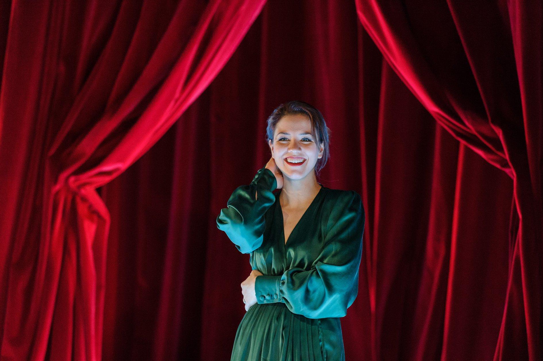 Hamlet/ Szenenfoto by Rita Newman/ TdJ Wien