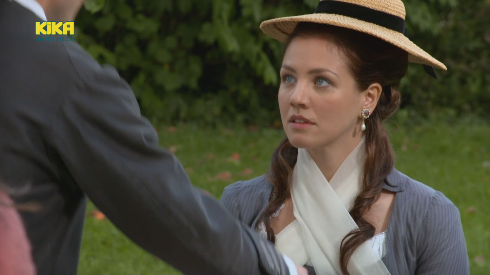 Charlotte von Lengfeld in: Triff Friedrich Schiller, ZDF